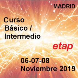 CURSO ETAP BÁSICO INTERMEDIO